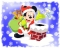 Santa Mickey Mouse puzzle game